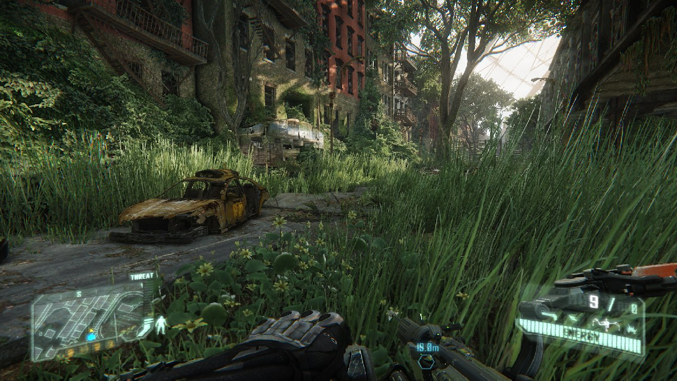 Crysis 3 Screenshots - Image #11270 | New Game Network