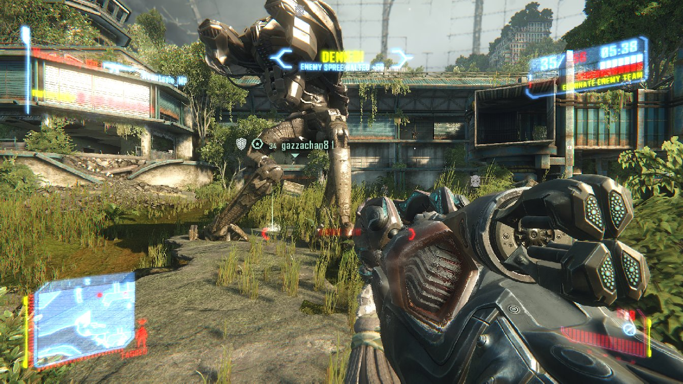 suck at crysis 3 - photo #13