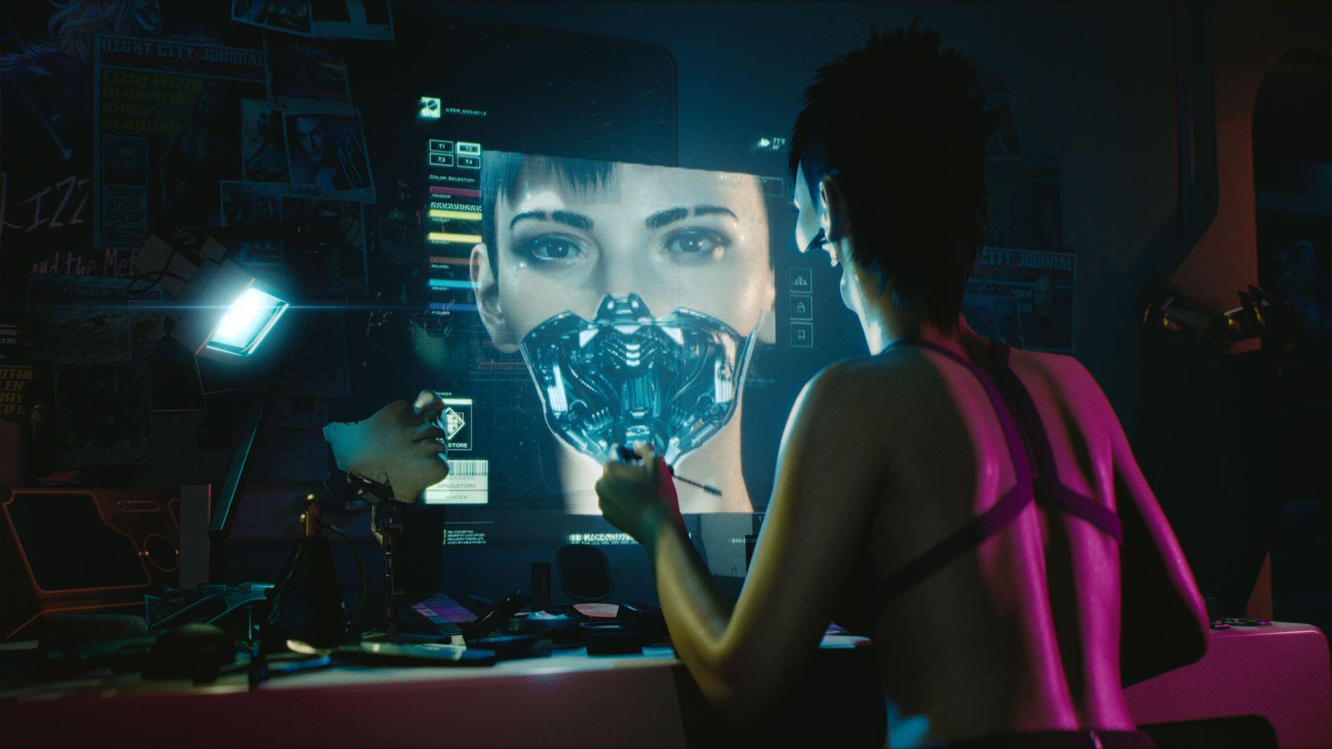 Cyberpunk 2077 screenshots - Image #25771 | New Game Network