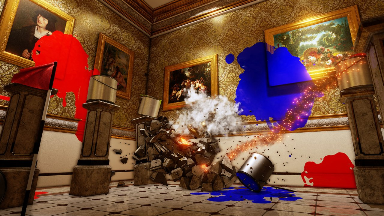 Dangerous Golf PC Game