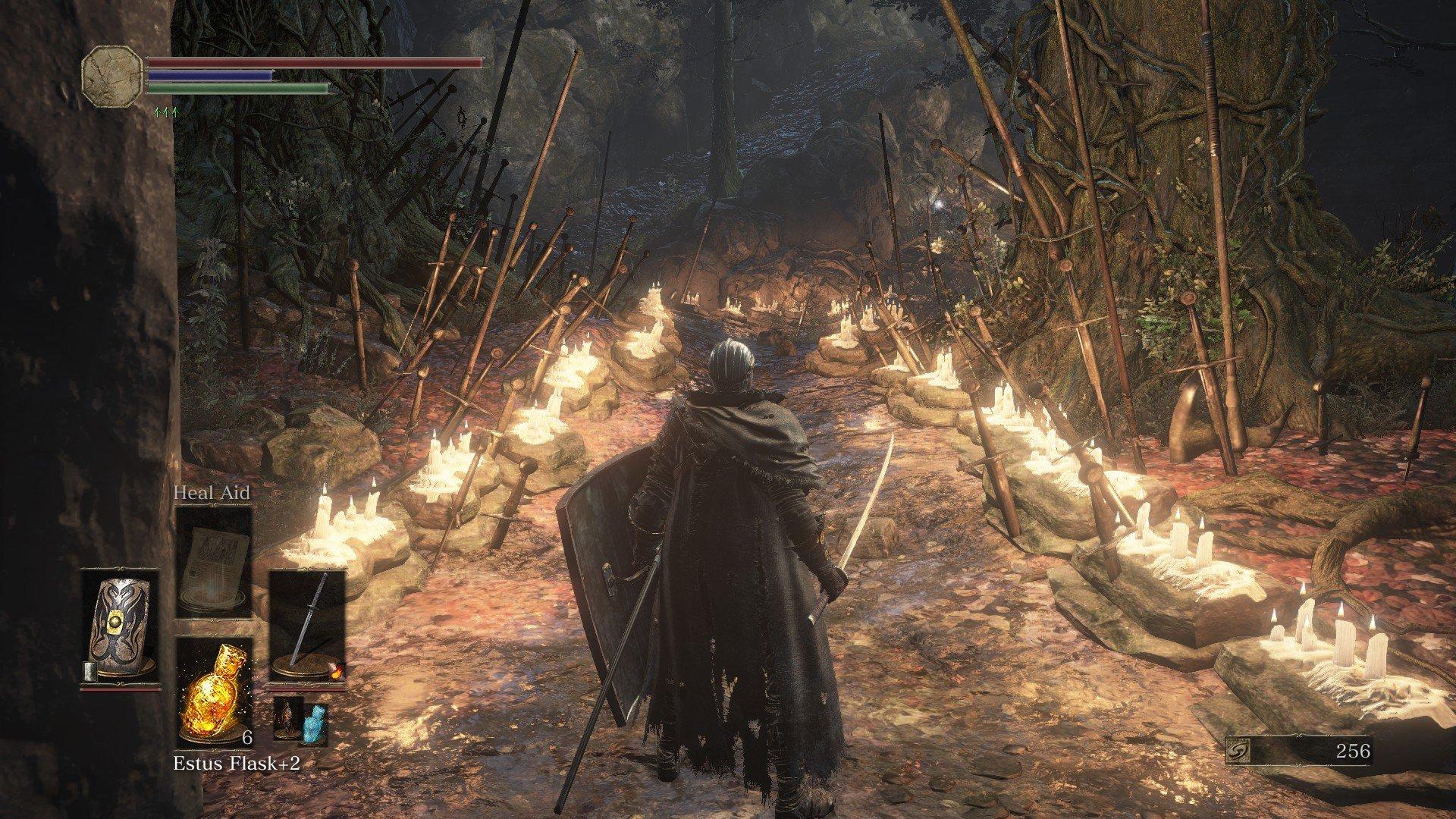 Click To Enlarge Dark Souls 3 Screenshot
