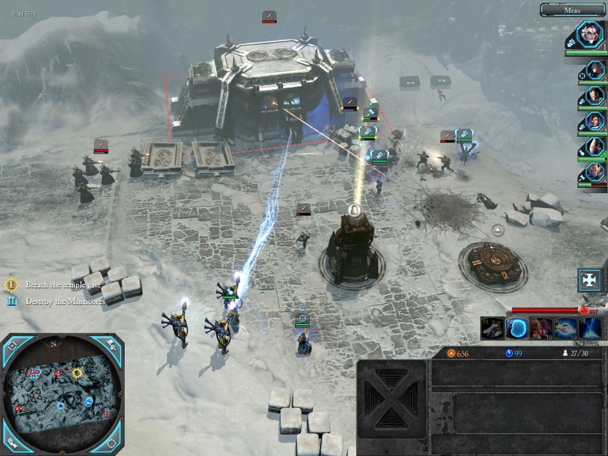 dawn of war 2 how to play