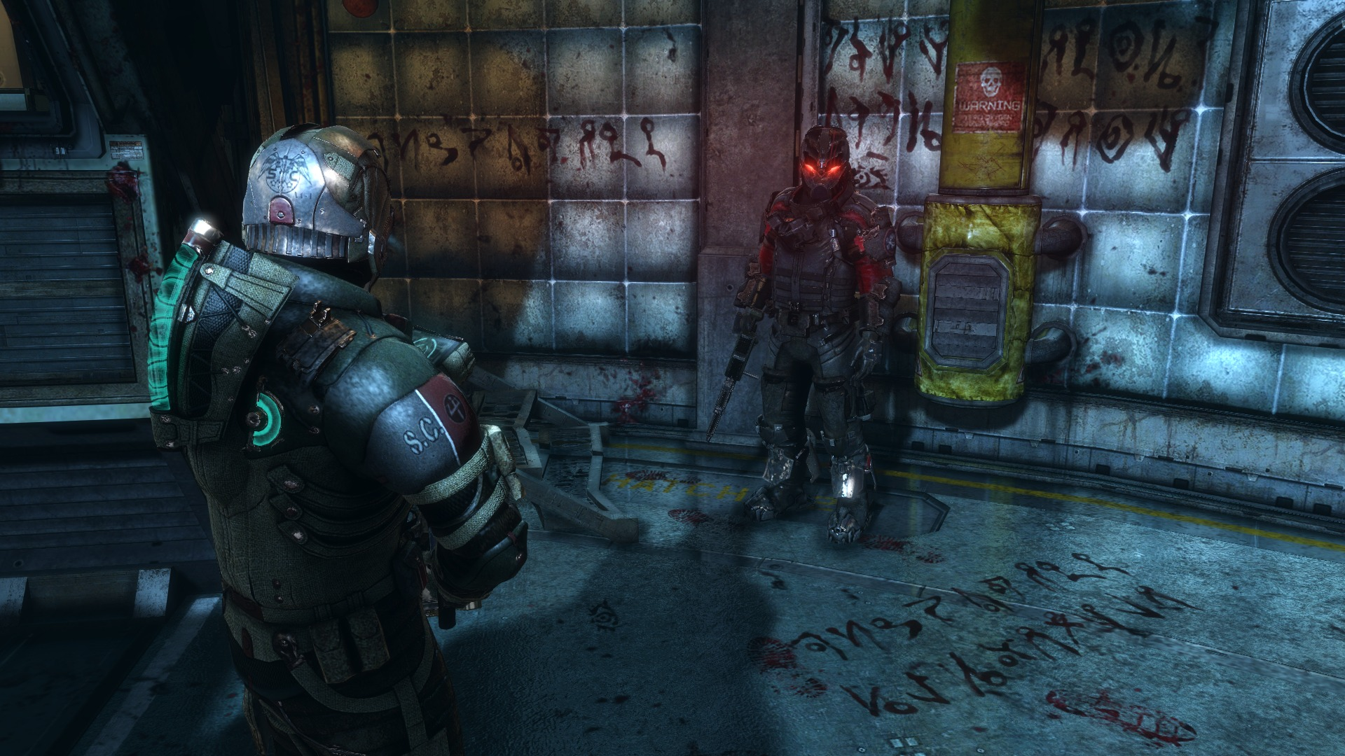 dead space 3 screenshots image 11149 new game network. Black Bedroom Furniture Sets. Home Design Ideas