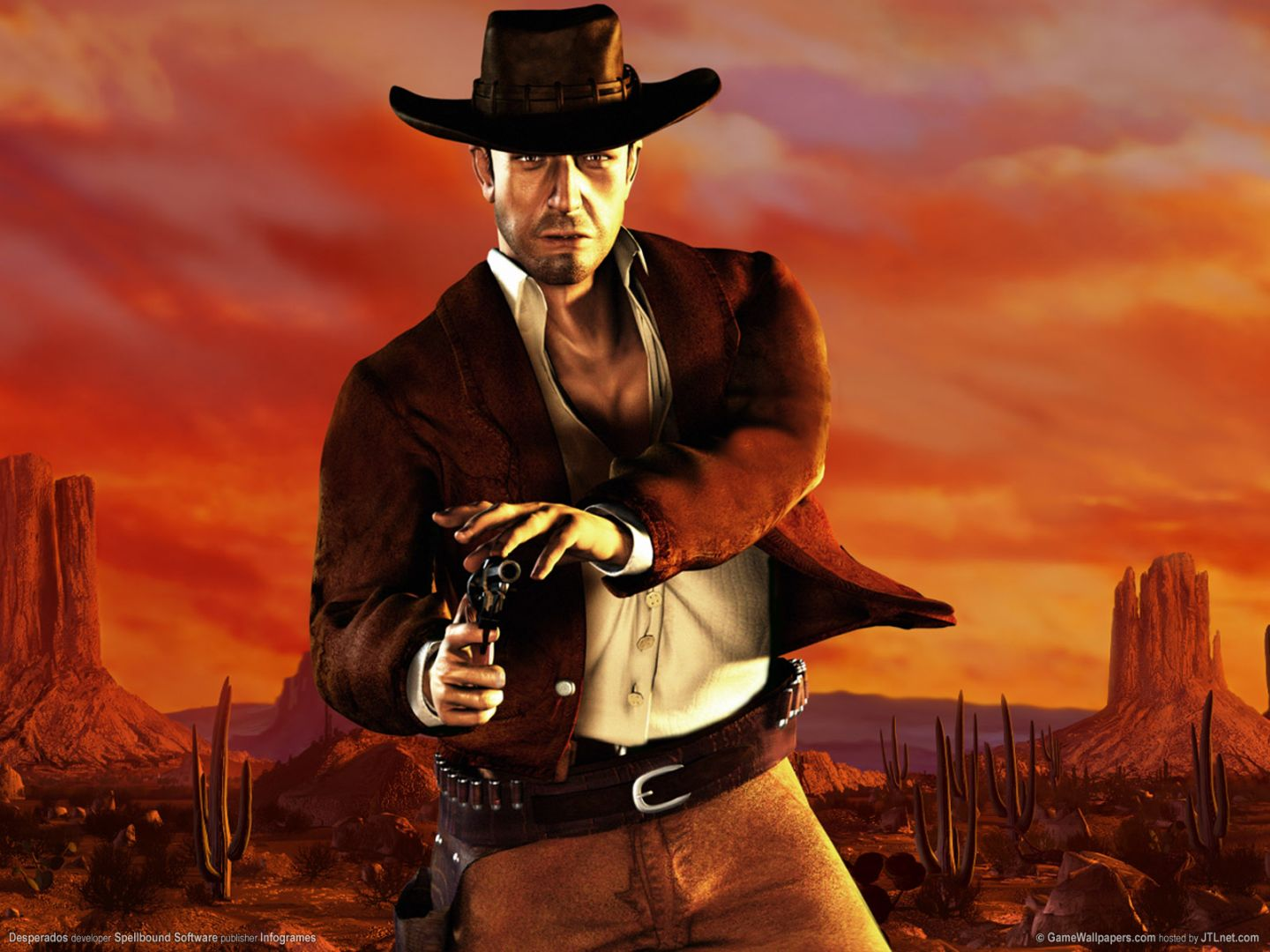 Desperados Wanted Dead Or Alive Image 322 New Game Network