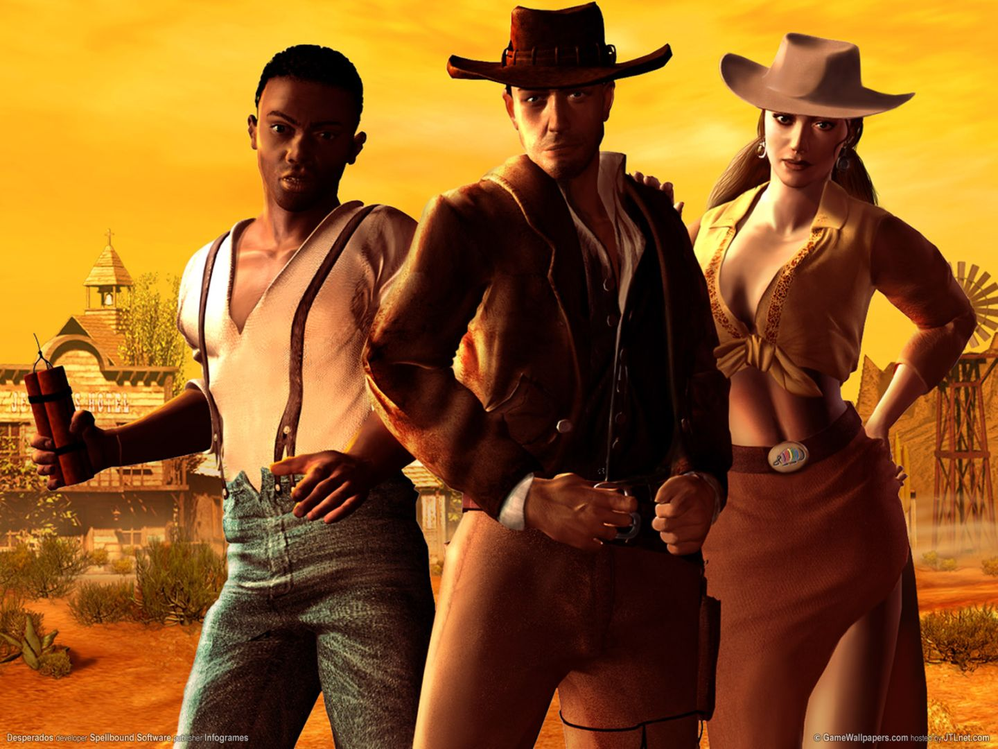 Desperados Wanted Dead Or Alive Image 326 New Game Network