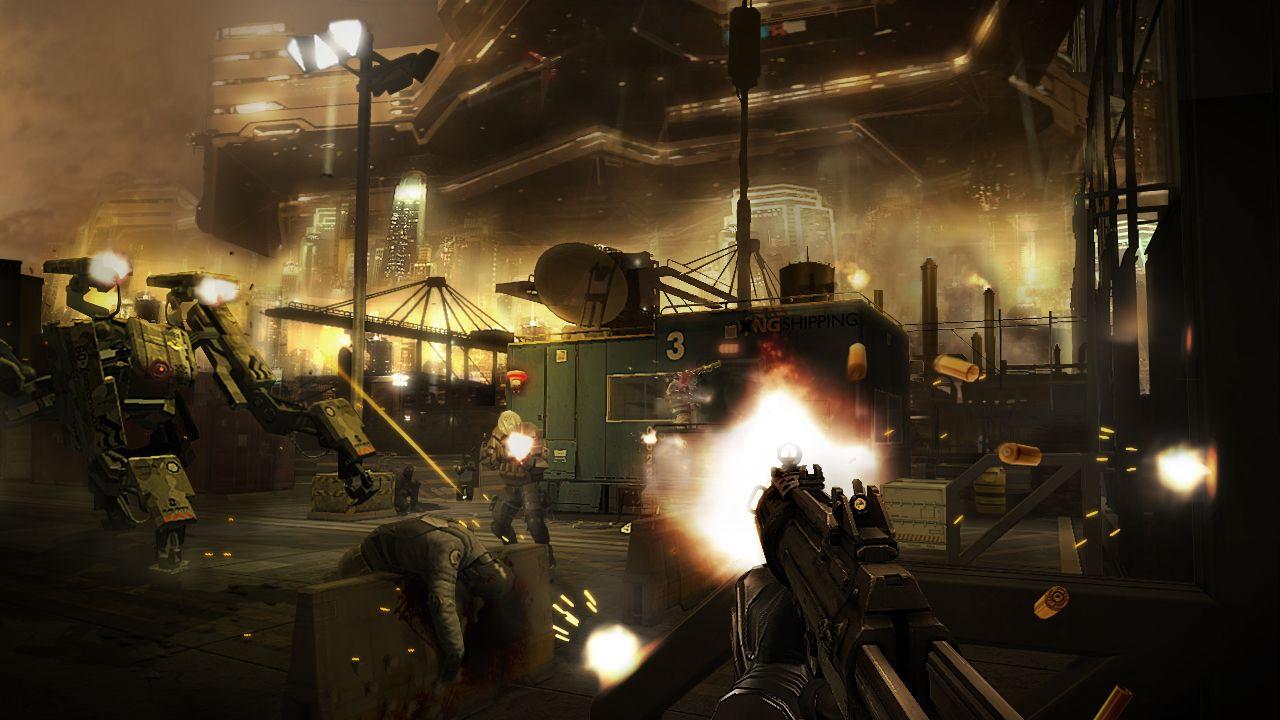 Deus Ex   Human Revolution [XBOX360]