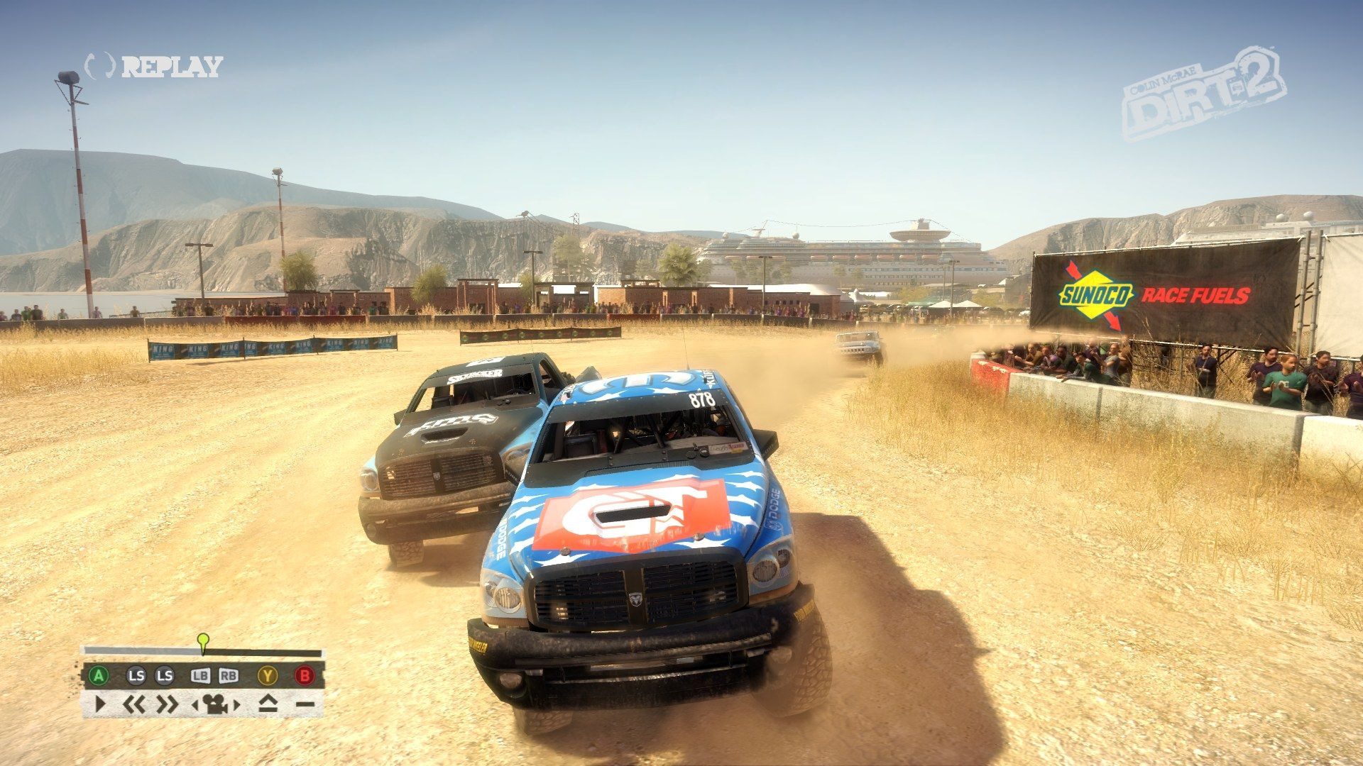 Dirt 2 Delayed for PC