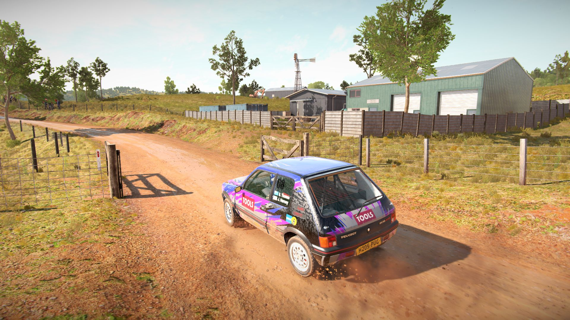 dirt 4 screenshots image 21067 new game network. Black Bedroom Furniture Sets. Home Design Ideas