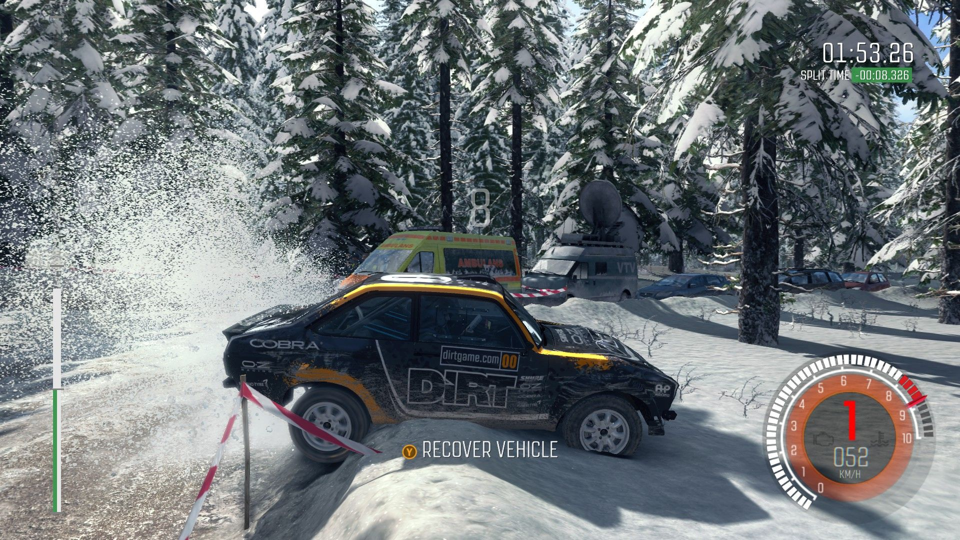 dirt rally screenshots image 18182 new game network. Black Bedroom Furniture Sets. Home Design Ideas