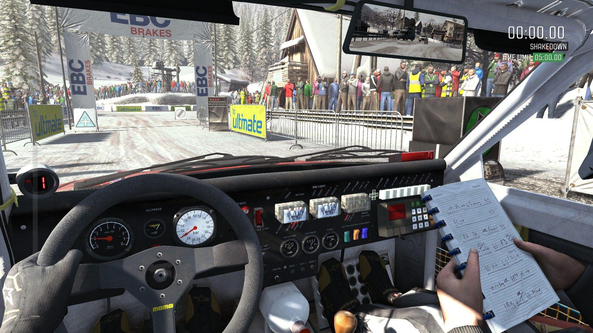 Dirt Rally Screenshots Image 18175 New Game Network