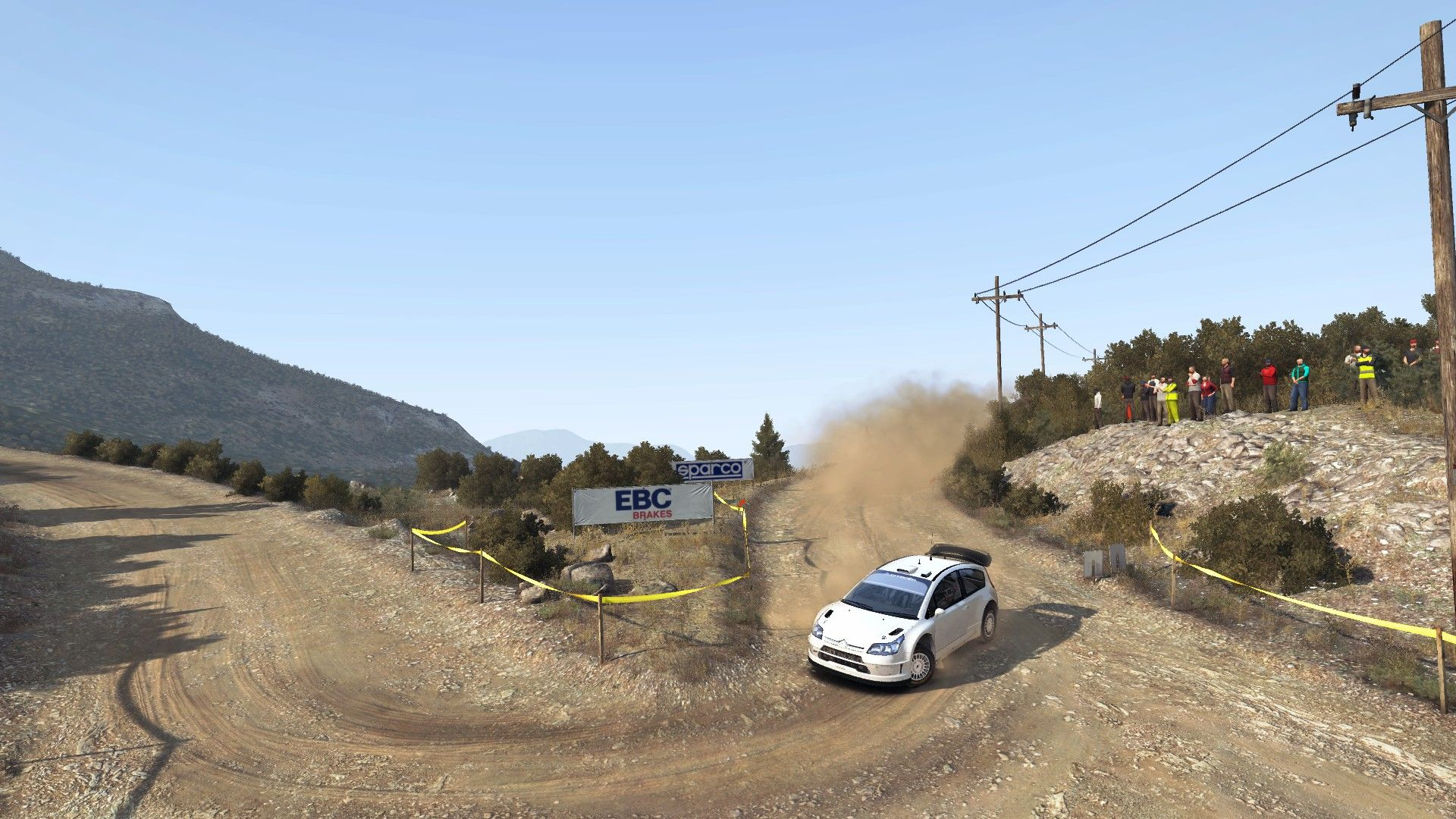 dirt rally gets extra content for console release xbox one news at new game network. Black Bedroom Furniture Sets. Home Design Ideas