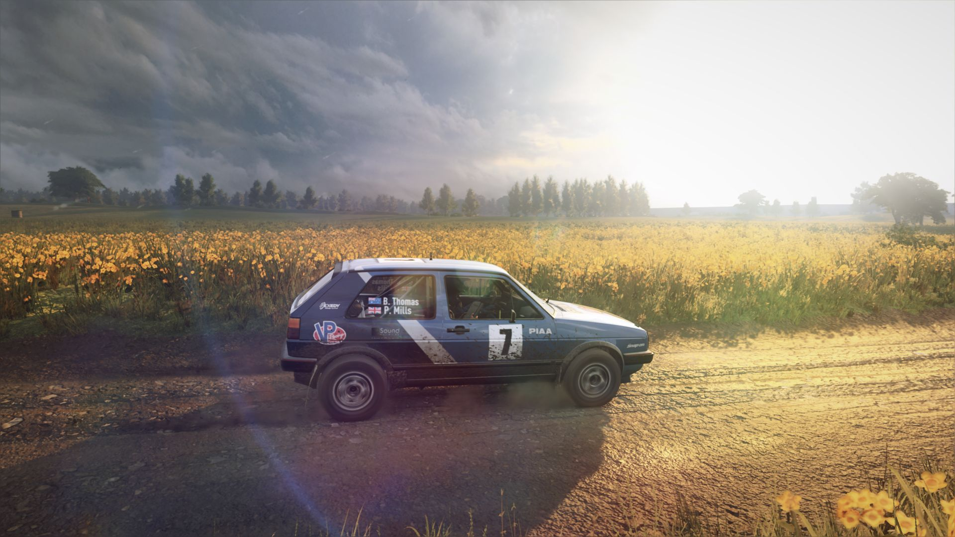 dirt rally 2 0 review new game network. Black Bedroom Furniture Sets. Home Design Ideas