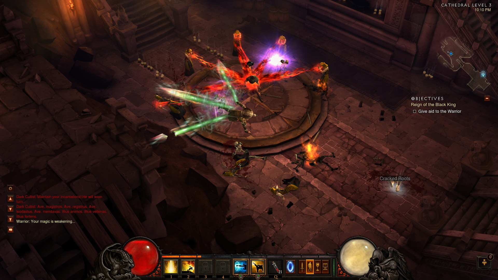 Diablo 3 arrives on Nintendo Switch in November | Switch News at New