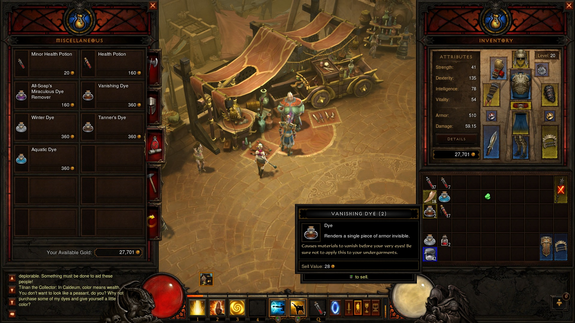 an analysis of the game diablo 3 Find product information, ratings and reviews for diablo iii: reaper of souls expansion set pc game online on targetcom.