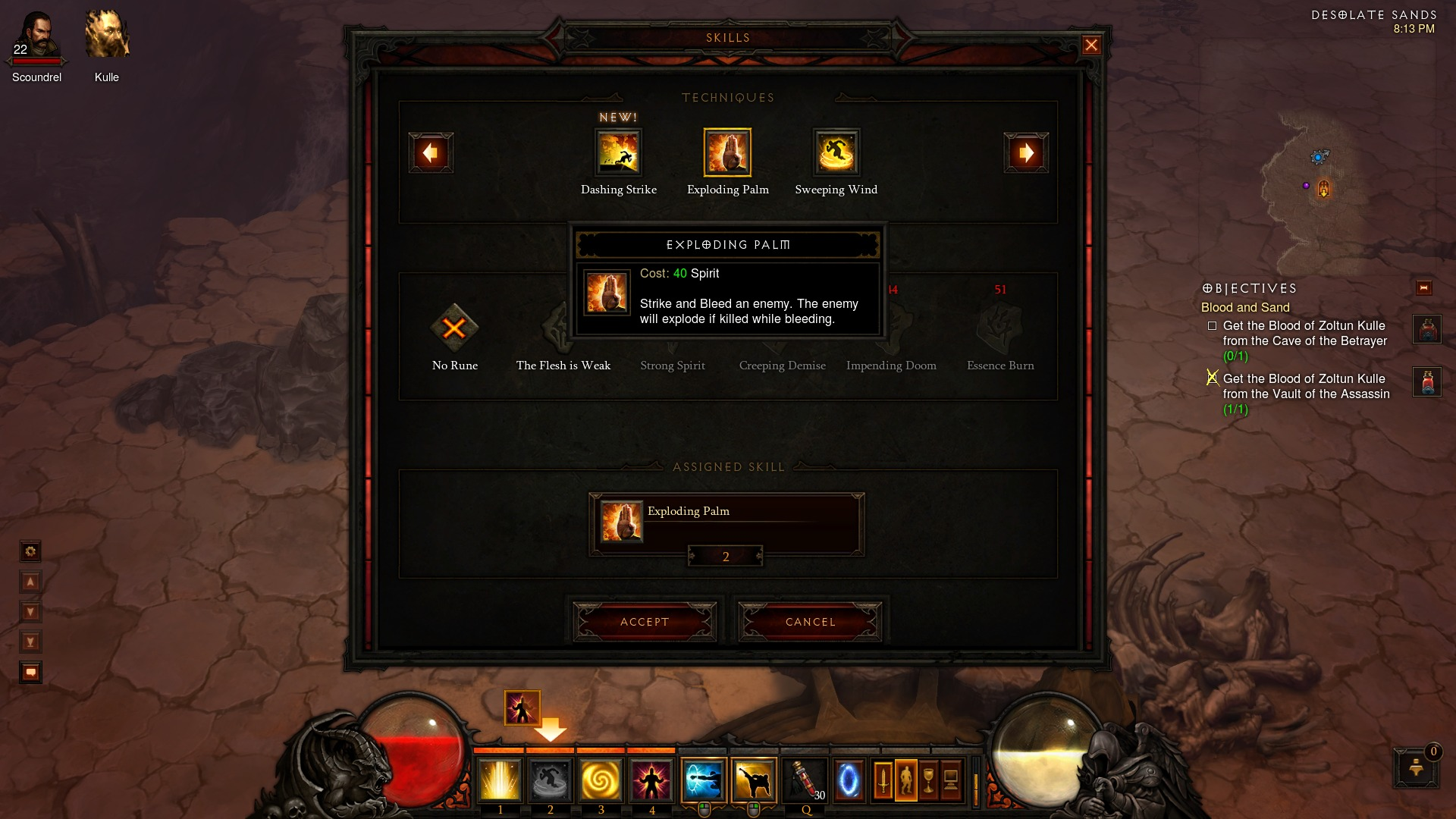 an analysis of the game diablo 3 It's time to again experience the hell that launched a video game genre diablo iii's patch 243 is now live, and it brings a host of changes and content that.