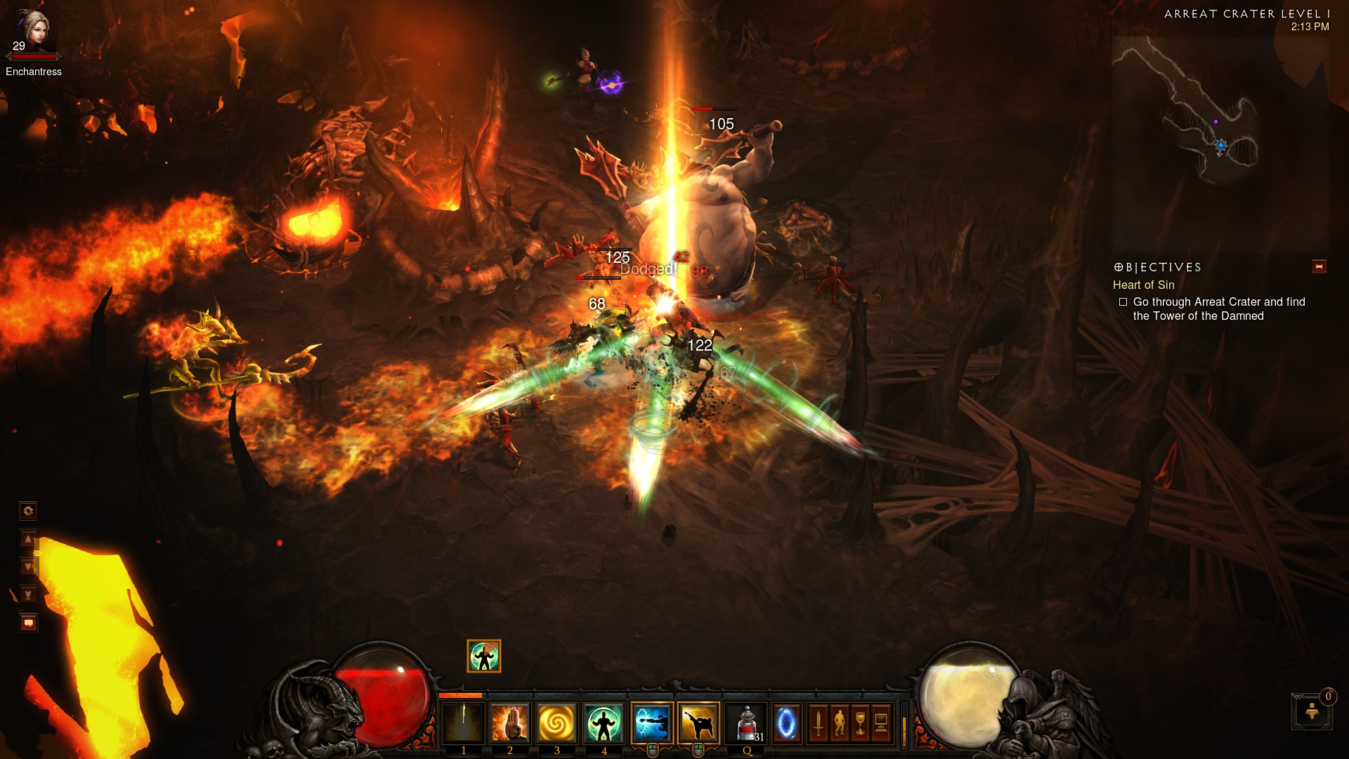 an analysis of diablo 3 a modern video game They would go on to form respawn, and work with ea on titanfall- but infinity ward was never the same again, and its games that have come since, modern warfare 3, ghosts, and infinite warfare.