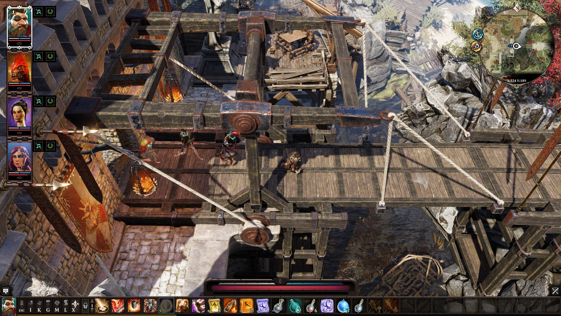 Divinity: Original Sin 2 Review | New Game Network