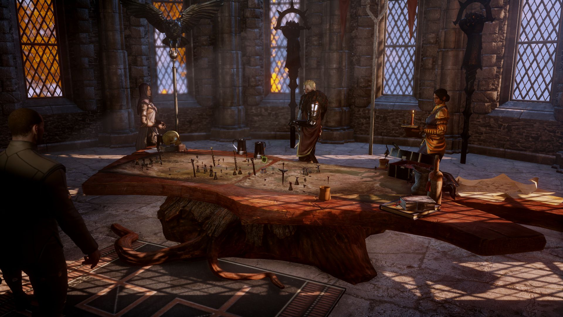 dragon age inquisition war table consequences