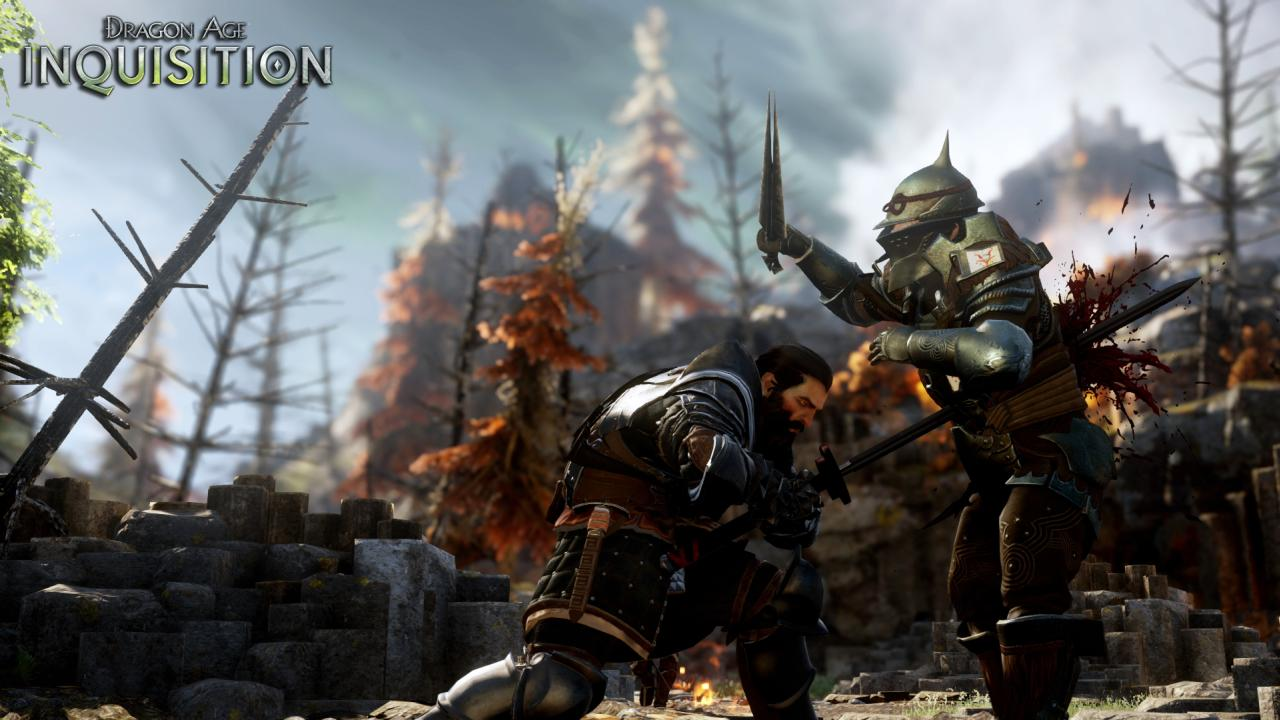 Dragon Age Inquisition PAX Screenshots  Image 15632 New Game