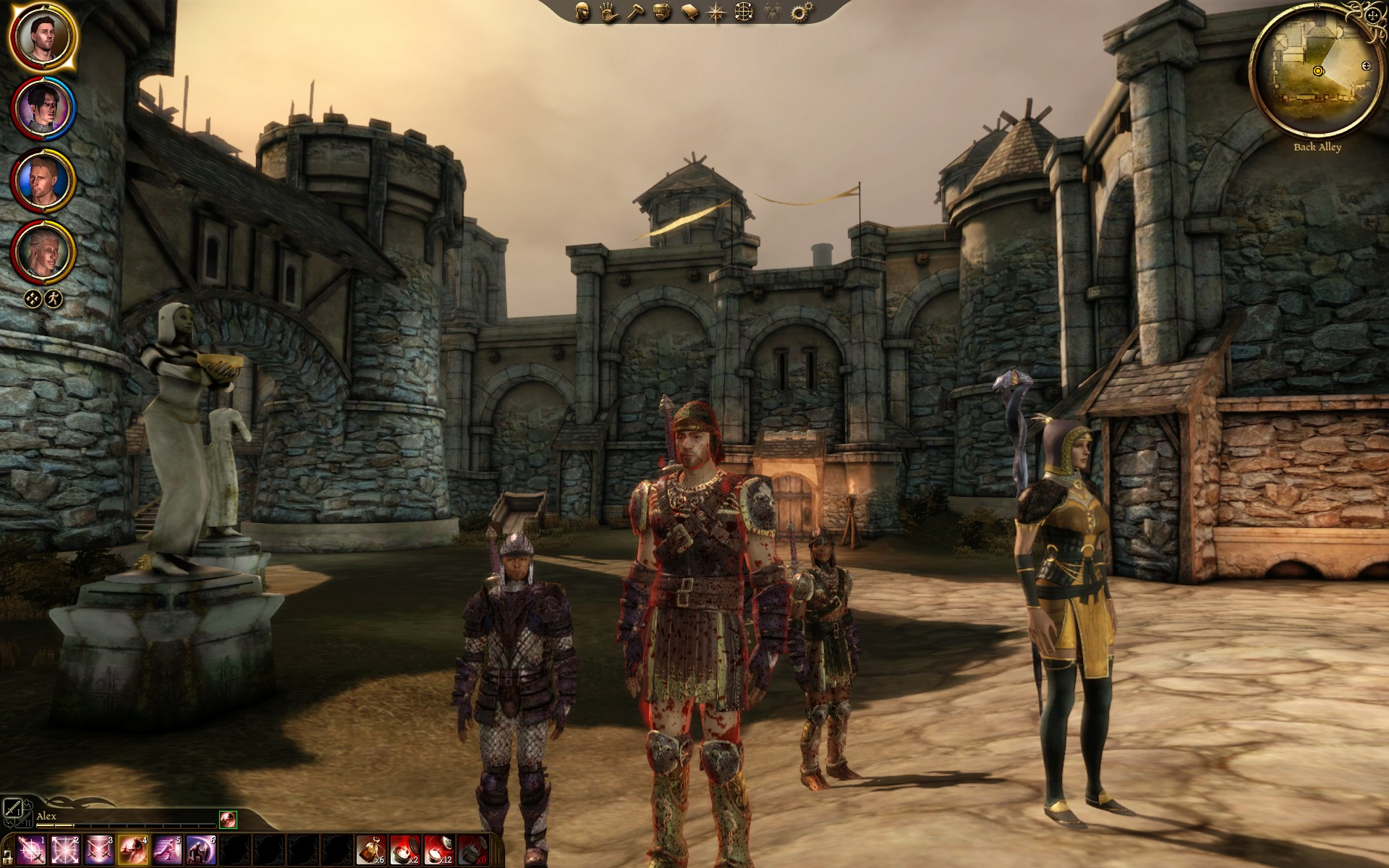 Dragon Age 1.20 Patch released
