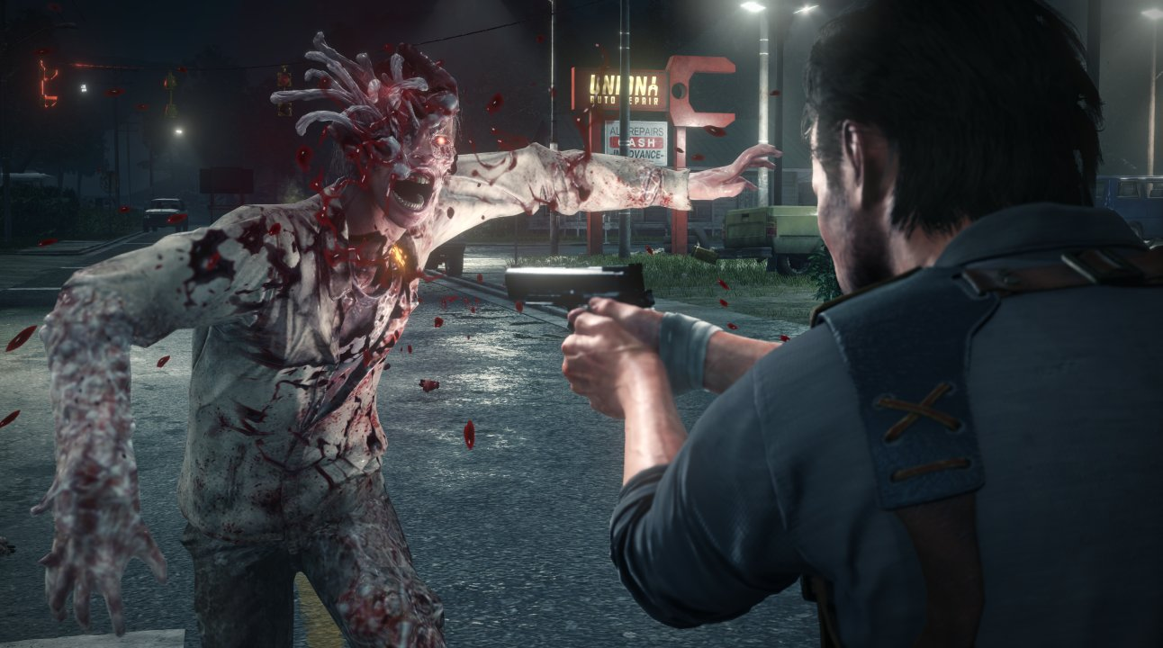 Image result for the evil within 2 screenshot