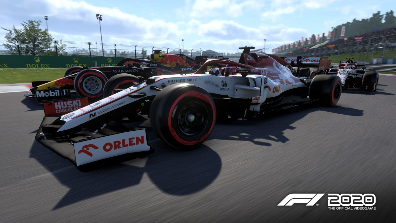 Codemasters F1 2021 Release