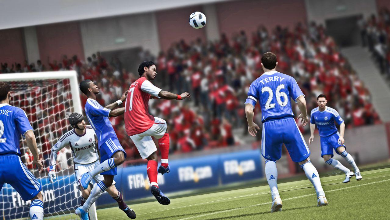 FIFA 12 PS3 Screenshots - Image #6424   New Game Network