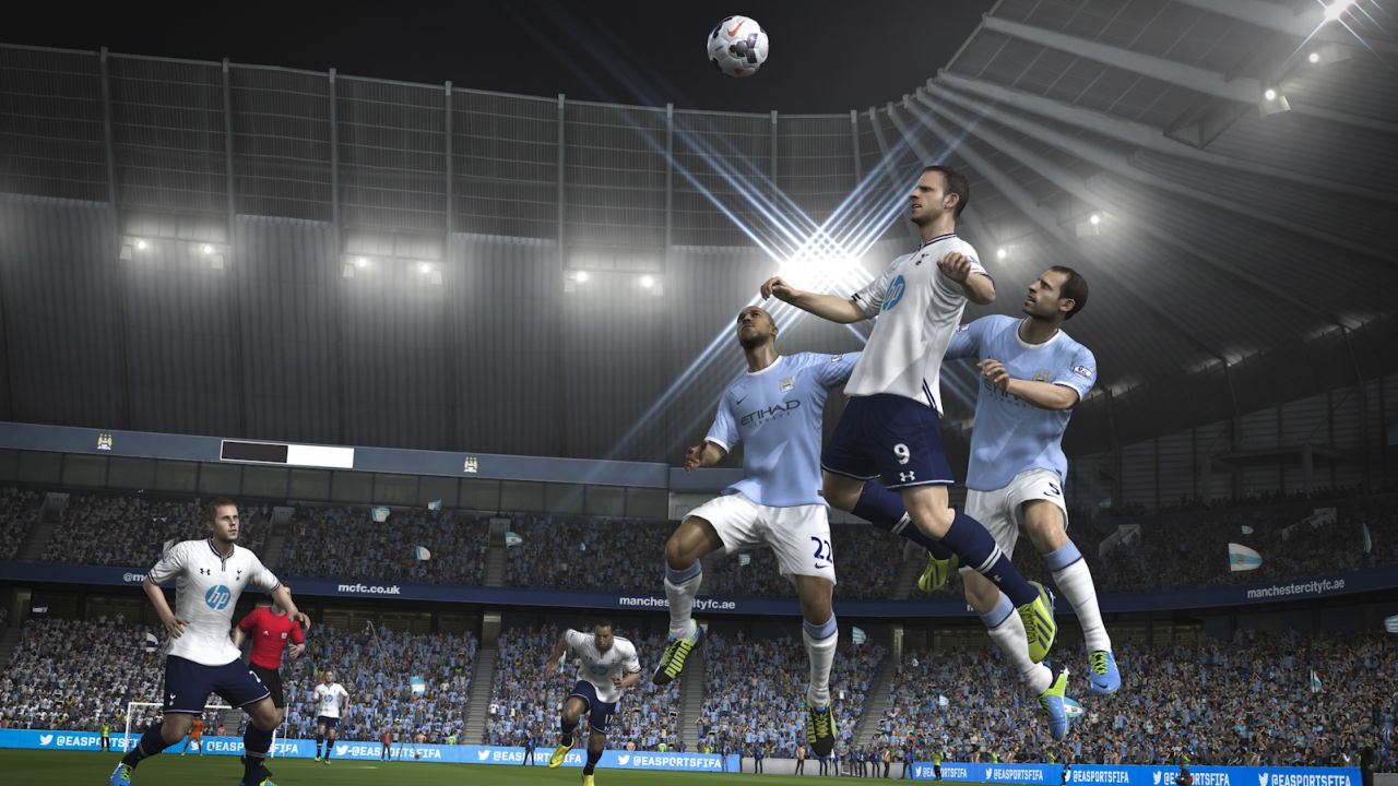 playing online ps4 fifa 14