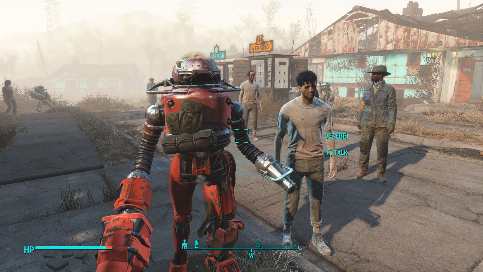 Fine Fallout 4 Automatron Review New Game Network Gmtry Best Dining Table And Chair Ideas Images Gmtryco