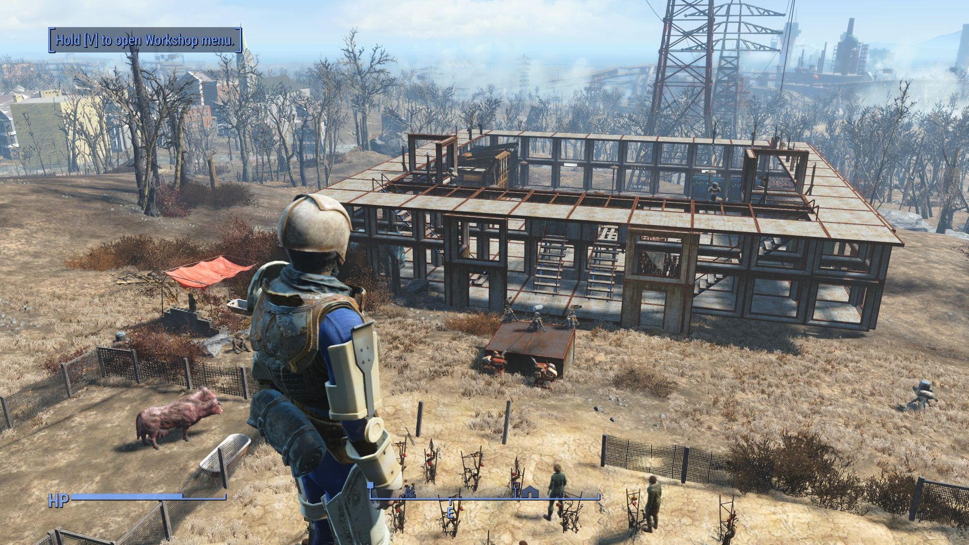 Fallout 4: Wasteland Workshop Review | New Game Network M14 Wallpaper