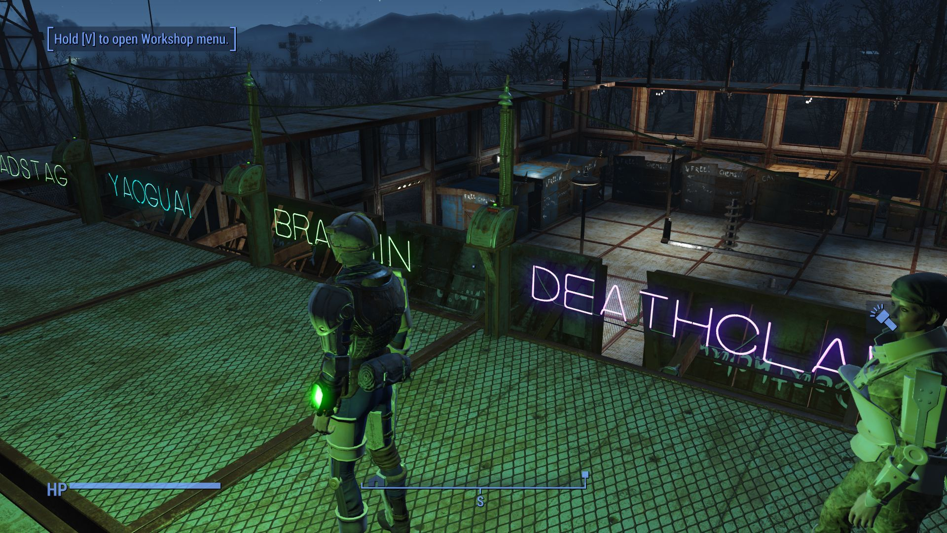 Fallout  Lettering Snap