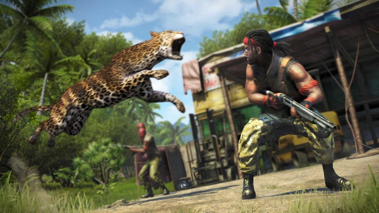 Far Cry 3 Ps3 Screenshots Image 10728 New Game Network