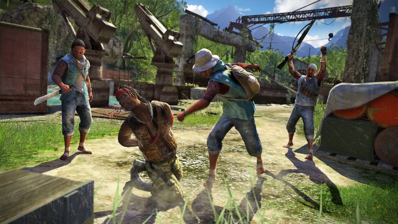 Far Cry 3 Ps3 Screenshots Image 10732 New Game Network