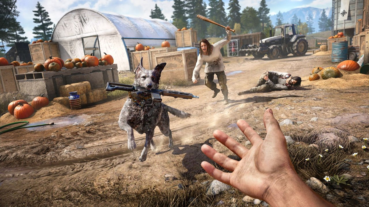 Far Cry 5 Preview E3 2017 New Game Network