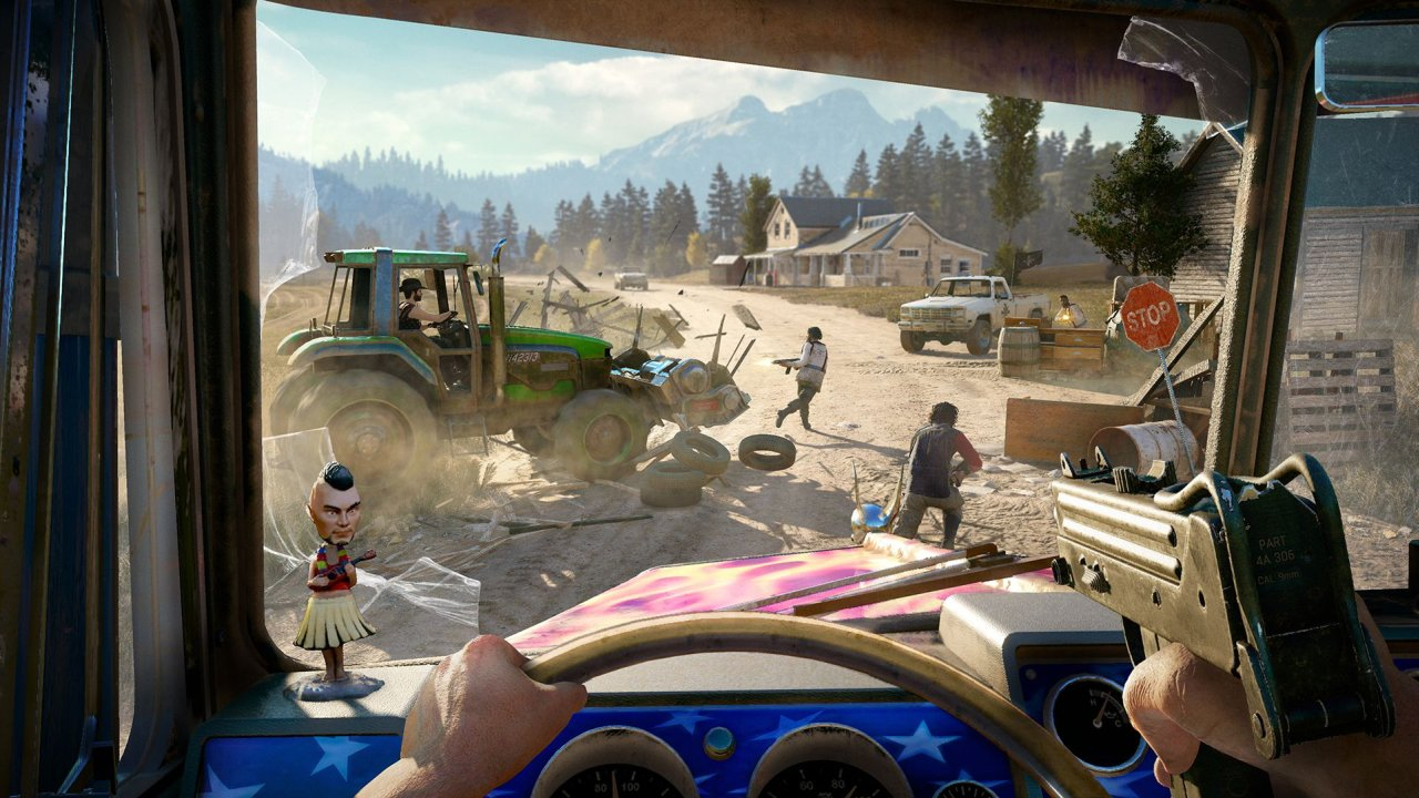 Far Cry 5 To Include Arcade Mode Pc News At New Game Network