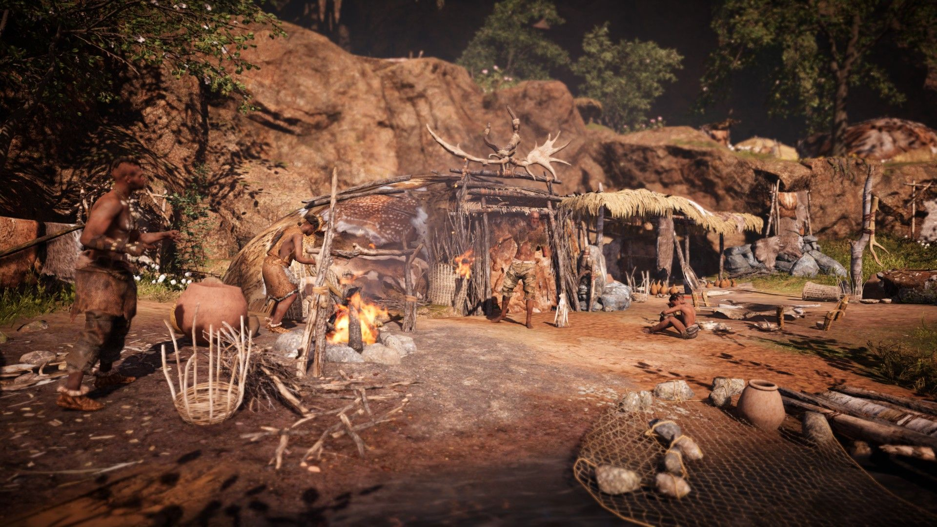 Far Cry Primal Review New Game Network