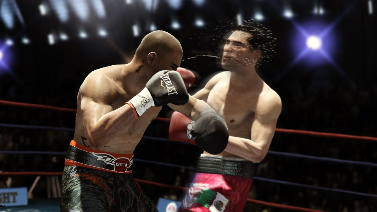 Fight Night Champion Xbox 360 Images Image 4496 New