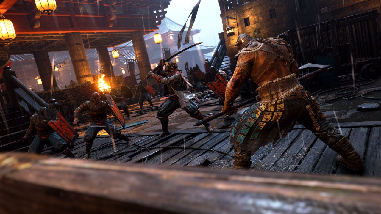 For Honor enhanced on Xbox One X | Xbox One News at New Game