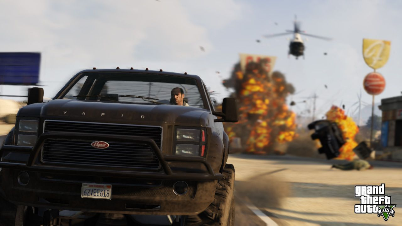 Grand Theft Auto V PS3 Screenshots - Image #12973 | New ...