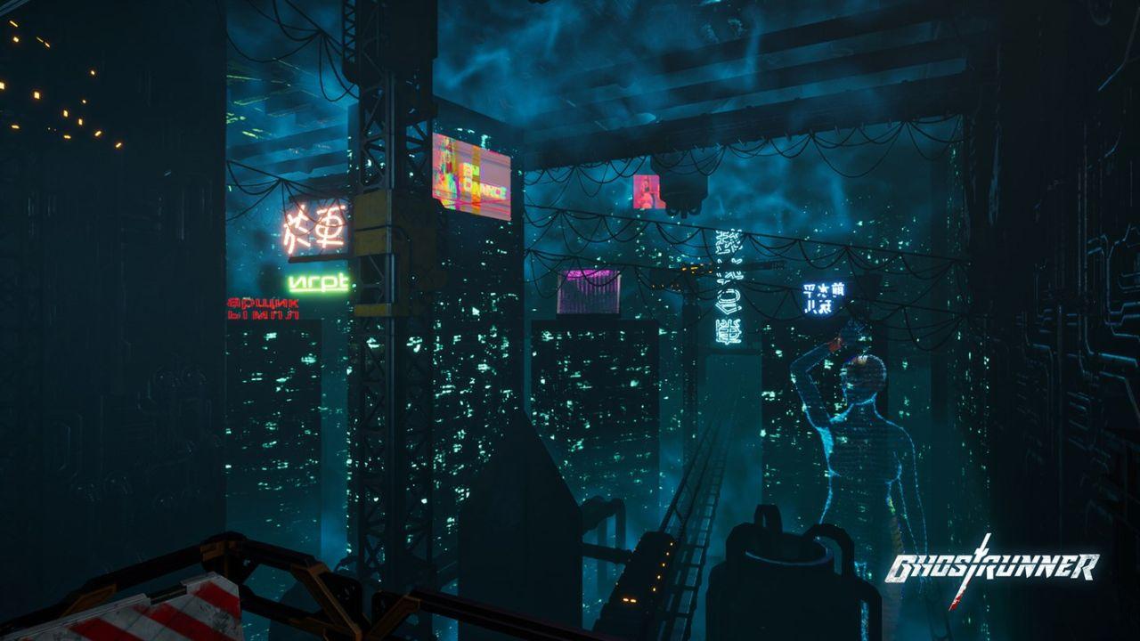 Ghostrunner screenshots - Image #29435   New Game Network
