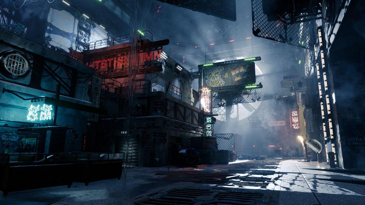 Ghostrunner game