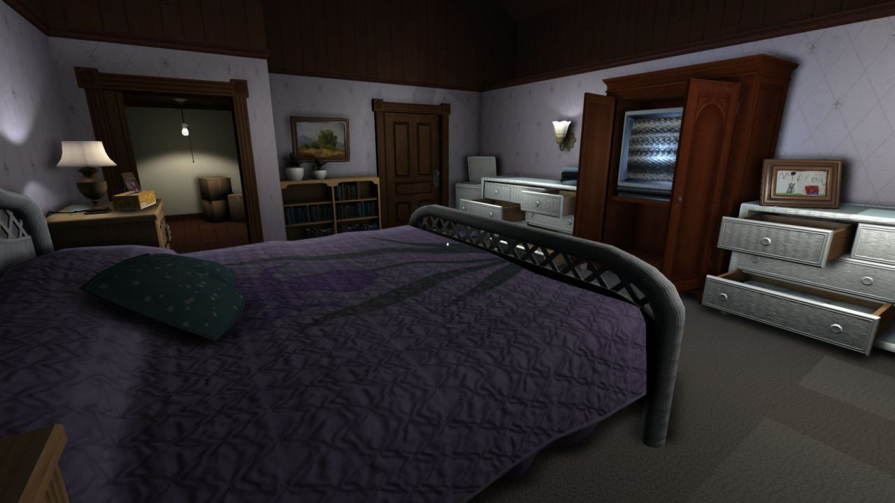 Gone Home pc game