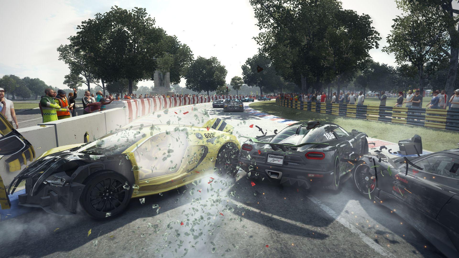 GRID Autosport Screenshots
