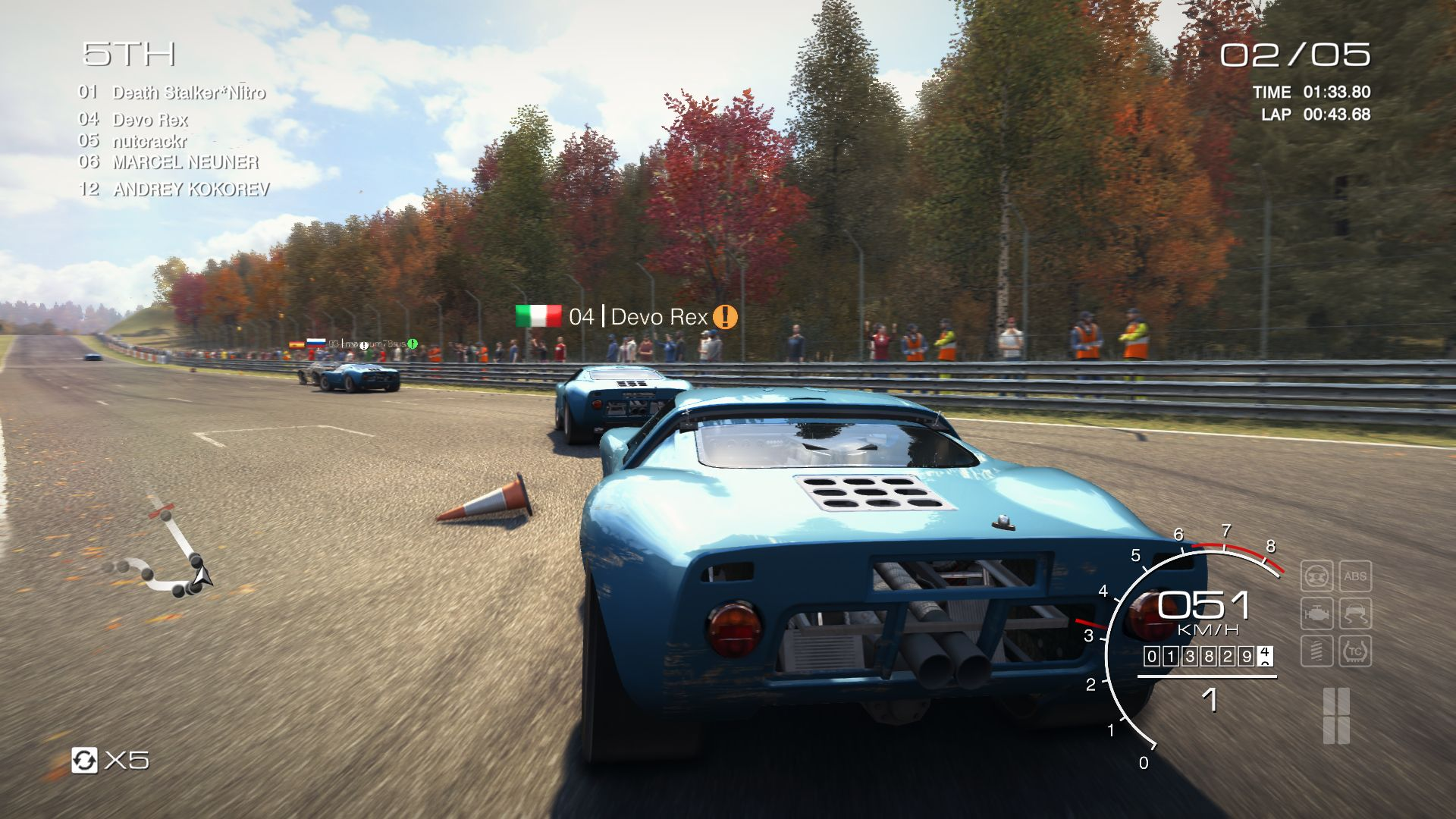GRID Autosport screenshots - Image #15406 | New Game Network