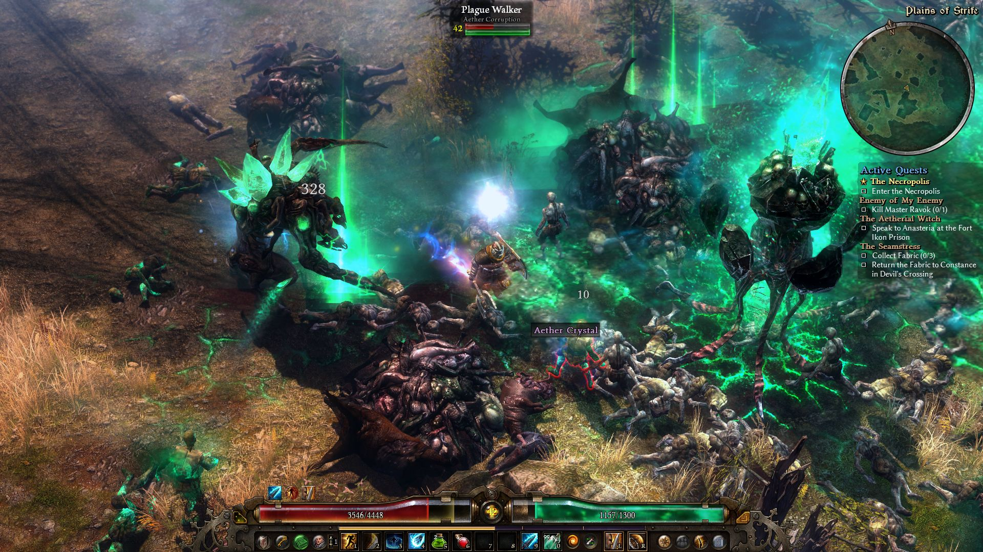 Grim Dawn Review | New Game Network