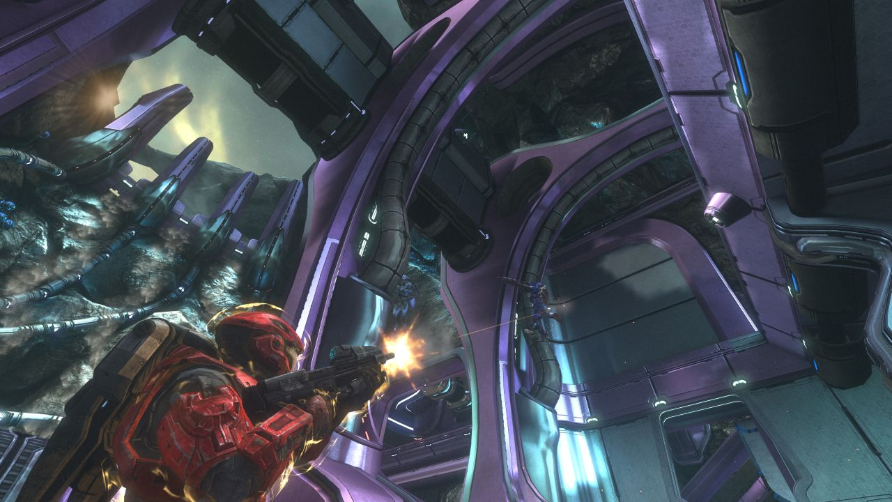 Halo: CE Anniversary Screenshots - Image #5388 | New Game