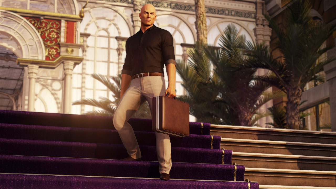 Hitman 3 out now