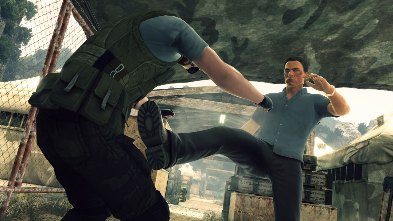 New 007 Game For Ps3 : James bond blood stone images image new