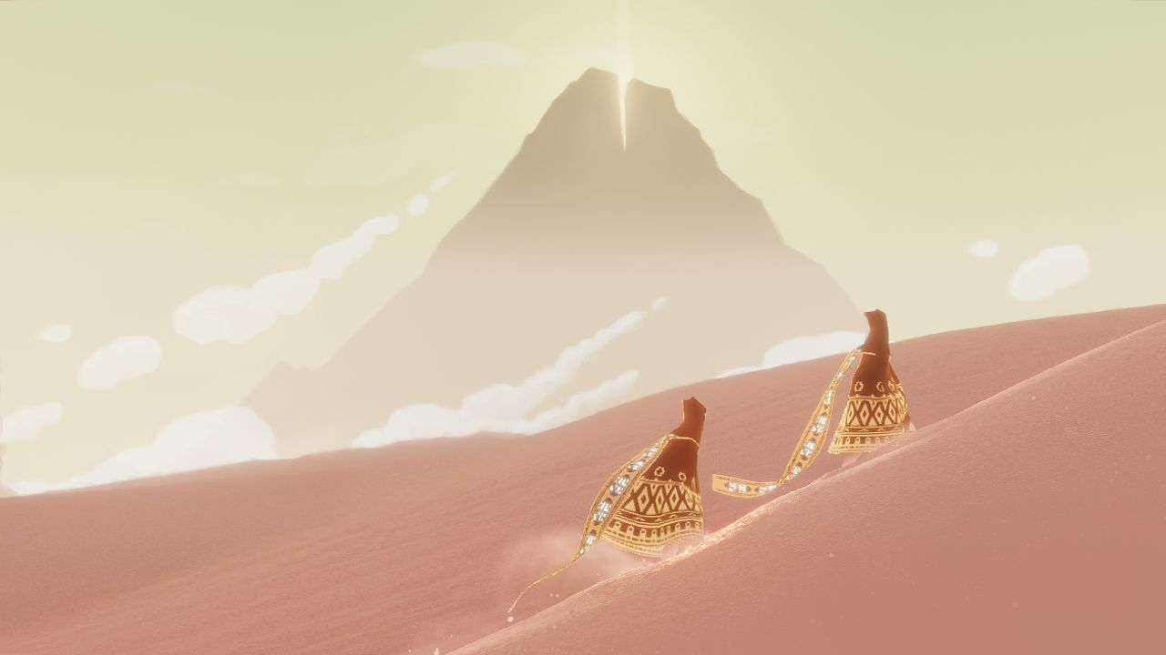 Journey PS3 Game