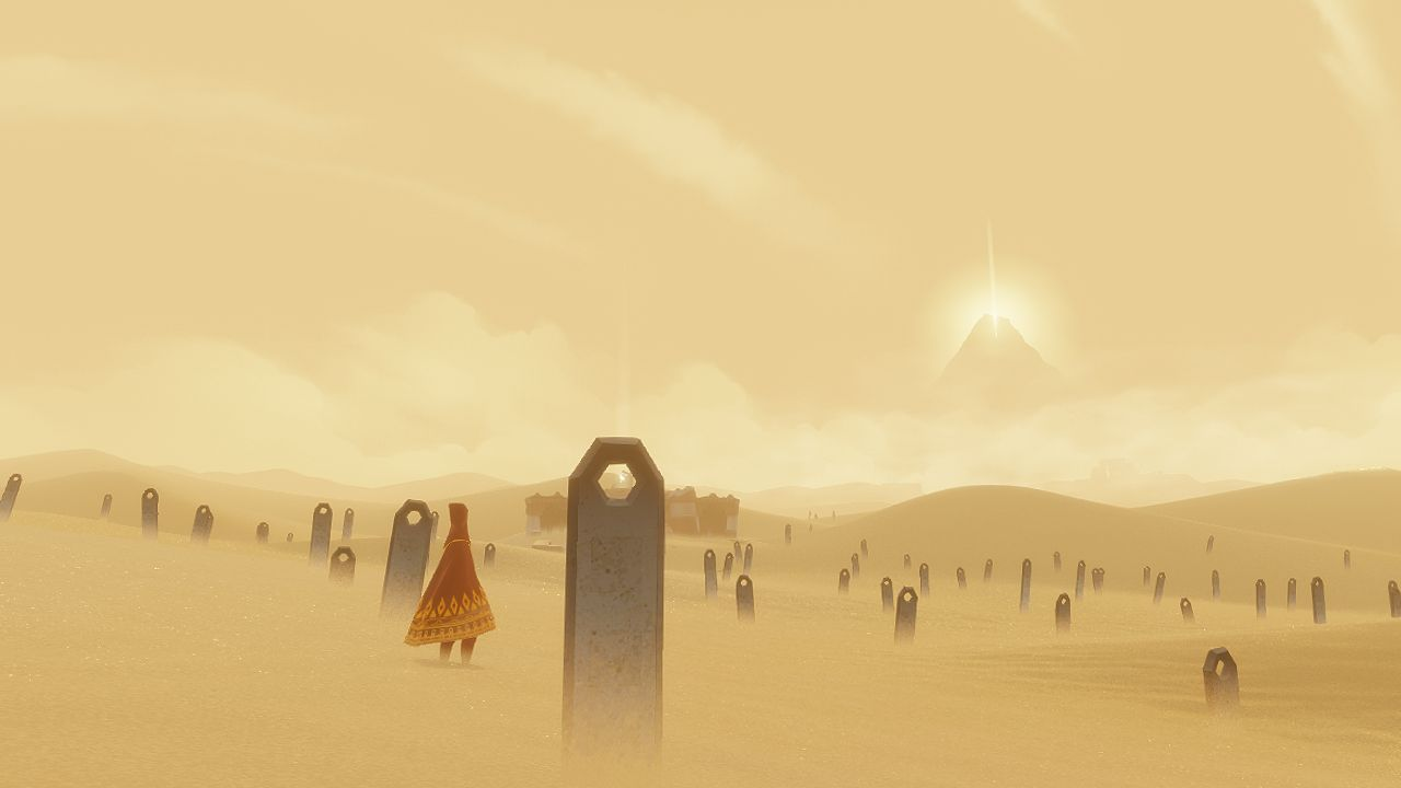 Journey Ps3 Screenshots Image 8127 New Game Network